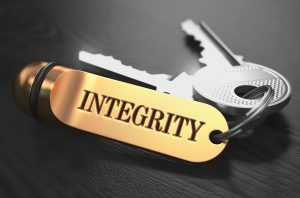 Integrity audit