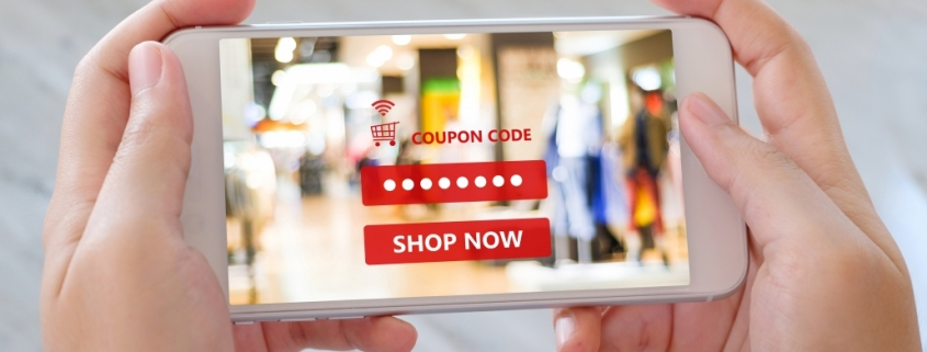 Promo codes and customer personalization